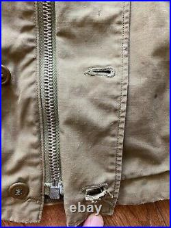 Vintage WWII M41 Field Jacket US Army Original