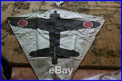 WW 2 U. S. Airplane Army-Navy Mark 1 Target Kite Authentic Original Lot of 3