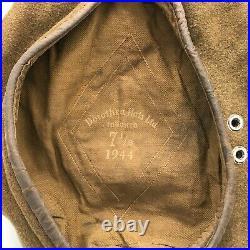 WW2 Canadian Army Beret Size 7 1/8 Dorothea Hats Ltd. 1944