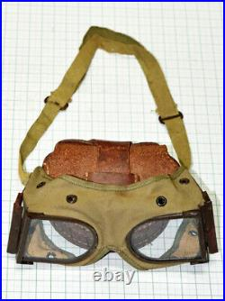 WW2 Former Imperial Japanese Army Dustproof glasses goggles