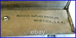 WW2 Military US Army Lot-Hatchet Axe, Canvas Bag, Straight Razor