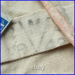 WW2 british army soldiers kit wash roll with contents ORIGINAL