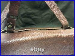 WWII ARMY NURSE CORPS Purse & Leather Gloves ANC Named Rare Scarce ORIGINAL