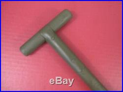 WWII Era Early US Army M1910 Intrenching Tool T-Handle Shovel Original XLNT #1