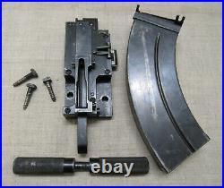 WWII Finnish Army MAXIM MG Belt Loader