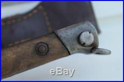 WWII Original Austria-Hungary NCO Army Bayonet M95