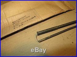 WWII USGI 10pcs AN130 Army Radio Signal BC1000 SCR300 Antenna Original US NOS