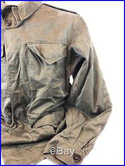 WWII WW2 US U. S. M43 Coat, Army, Military, Original, American, Field, Combat, War, Tunic