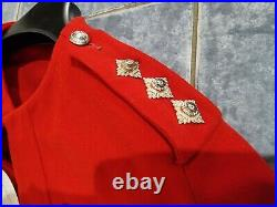 Ww2 Australia Army Red Nurse Cape Rising Sun Badge Set Named & Medals