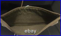 Ww2 US Army Em Paratroopers Large Size Barracks Hat Original Vg