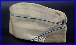 Ww2 Us Army Paratrooper Overseas Cap, Paraglider Infantry