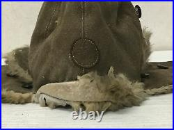 Y1966 Imperial Japan Army Hat cap military personal gear Japanese WW2 vintage